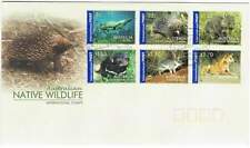 Australia 2006 FDC 2531-2536 - Native Wildlife