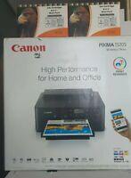 Canon PIXMA TS-705 + 10 XXL Tinte CD / DVD-Druck Duplex WLAN Foto Bluetooth WiFi