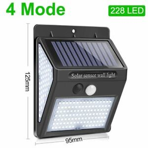 Outdoor LED Light 228 Outdoor Lighting Waterproof Street Lamp LED With