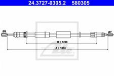 Seilzug, Feststellbremse für Bremsanlage Hinterachse ATE 24.3727-0305.2