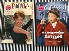 Coleccion de 5 dvd cine español de Marisol