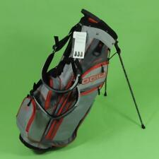 Genuine OGIO Press Carry Stand Golf Bag 5 Way Top Black/grey/red 2018
