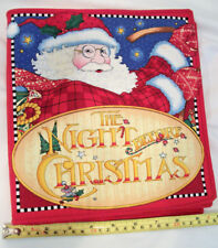 Mary Engelbreit The Night Before Christmas Fabric Soft Book