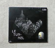 """CD AUDIO MUSIQUE / C-SEN """"LE TUNEL"""" CD ALBUM DIGIPACK NEUF SCELLE 16T 2012"""