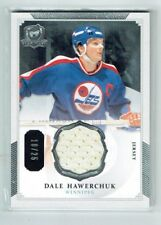 13-14 UD The Cup  Dale Hawerchuk  10/25  His Number  Jersey  HOF