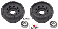 FOR RENAULT TRAFIC (2001-2017) FRONT SUSPENSION TOP STRUT MOUNT KITS x2
