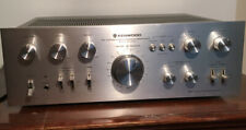 Vintage Kenwood Ka-8100 Dc Stereo Integrated Amplifier