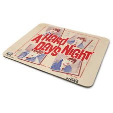 Officially Licensed Beatles - A Hard Days Night Mouse Pad/Mat
