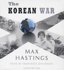 NEW The Korean War by Max Hastings