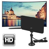HDTV Digital Antena Freeview TV Interior Amplificador de 75 Millas de Alcance