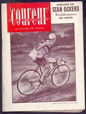 46 page Magazine J.PB.Wardley's Coureur Sporting Cyclist Spring 1956  (CM1)