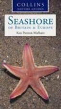 Seashore of Britain and Europe,Preston-Mafham