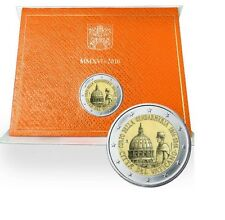 "**2 euro 2016 Vaticaan Vatican ""Gendarmeria"" - BU Commerative** In Stock!"