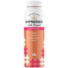 Impressed Cold Pressed Jack Rose Juice Chilled 325mL