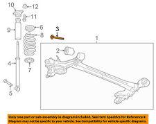Chevrolet GM OEM 13-18 Spark Rear Suspension-Axle Beam Bolt 11589361