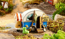 Miniature Dollhouse Fairy Garden - Happy Campers - Camper - Accessories