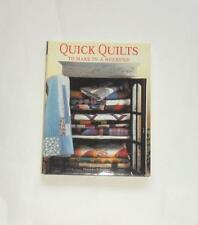Wilkinson, Rosemary: Quick Quilts to Make in a Weekend