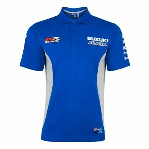 Suzuki Ecstar Motogp Official Team Polo Shirt - New