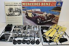 Italeri No701 Mercedes Benz 540 K 1:24 Kit En Caja (k233)