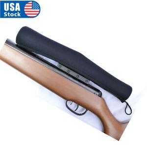 "Soft Neoprene Scope Guard Cover for Full Size Rifle Scope of 15"" or Longer USA"