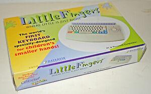 Datadesk LittleFingers LF2000 Child's Keyboard for ADB Macintosh or PC -- NEW!!!