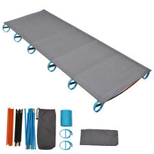 Ultralight Military Aluminum Alloy Folding Sleep Bed Outdoor Camping Tent Bed