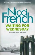 Waiting for Wednesday: A Frieda Klein Novel by French, Nicci 0718156986 The