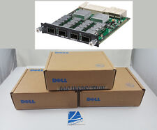 NEW SEALED Dell N805D PowerConnect M8024 4-Port Uplink Module SFP+ 10GE