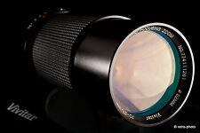 Vivitar 70-210mm f4.5 Macro Focusing Zoom (Kobori made) for Olympus, TESTED, EXC
