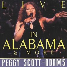 Peggy Scott-Adams - Live In Alabama & More - New Factory Sealed Cd