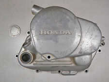 77 HONDA XR75 RIGHT SIDE ENGINE MOTOR CRANKCASE CLUTCH COVER