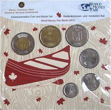 KMS Messe World Money Fair Berlin 2013 Kanada Canada