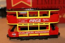 Matchbox Collectibles Coco-Cola Tram  YYM 37797  Limited Edition