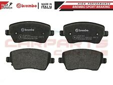 FOR DACIA MERCEDES NISSAN GENUINE BREMBO BRAKE PADS PAD SET FRONT AXLE P68033