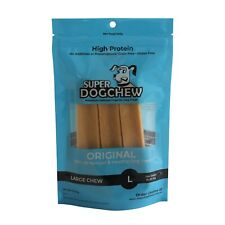 Super Himalayan Dog Chew,Natural Long Lasting Treat- LARGE for dog 15-25 KG-3 pc