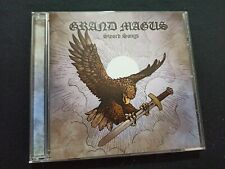 GRAND MAGUS - SWORD SONGS - CD NUCLEAR BLAST 2016 - COME NUOVO