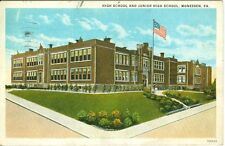 Monessen, PA The Junior and Senior High School 1927