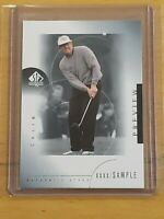 2001 Upper Deck SP Authentic Preview #34 Colin Montgomerie STAR