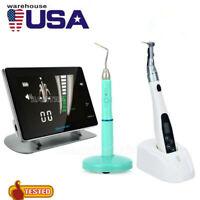 UPS Dental Obturation System Endo Heated Pen + 16:1 Endo Motor + Apex Locator
