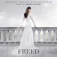 FIFTY SHADES FREED-SCORE - OST/ FIFTY SHADES OF GREY 3  CD NEW! ELFMAN,DANNY