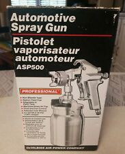 **DeVilbiss ASP500 Professional Automotive Spray Gun - New in Box