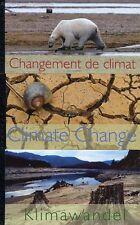 ONU - 2008 numéros de marque changement climatique-MH 13 cachet ** Genève + New york + vienne