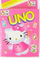Hello Kitty UNO CARDS Family Fun Playing Card Educational Toy Theme Board Game