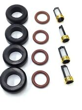 FUEL INJECTOR REPAIR KIT O-RINGS FILTERS GROMMETS 2000-2005 TOYOTA SCION 1.5L