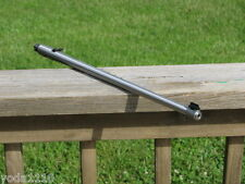"Ruger 10/22 stainless 18.5"" rifle barrel FACTORY OEM adjustable brass sights"