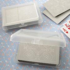 40 PLAYING CARDS Designer Top Wedding Favor Bridal Shower Favors Event Birthday
