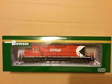 BOWSER HO 1/87 SCALE CP RAIL GMD SD40-2 DCC & SOUND ROAD # 5729 F/S # 24153 NEW