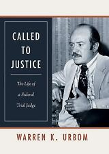 Law in the American West: Called to Justice : The Life of a Federal Trial Judge