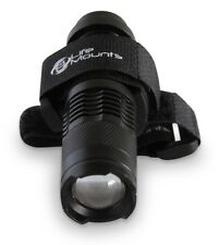 LED Tactical/Hunting Vest and Backpack Light - Strap Mounted Utility Light
