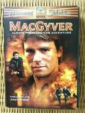 MacGyver The Complete First Season Dvd 6-Disc Set